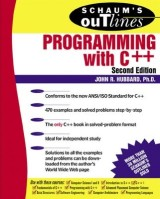 Schaum's Outline of Programming with C++ PDF